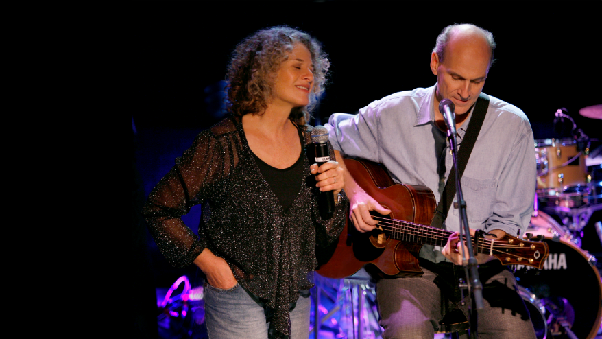 Carole King James Taylor Live at The Troubadour