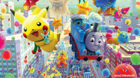 Thomas & Friends Macy's Thanksgiving Day Parade 2014