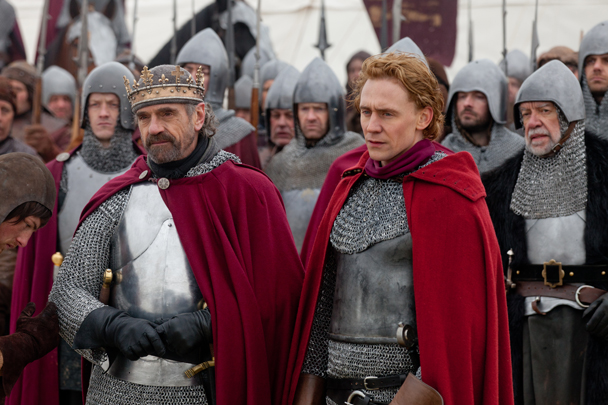 Jeremy Irons stars at King Henry IV in The Hollow Crown on Great Performances from PBS