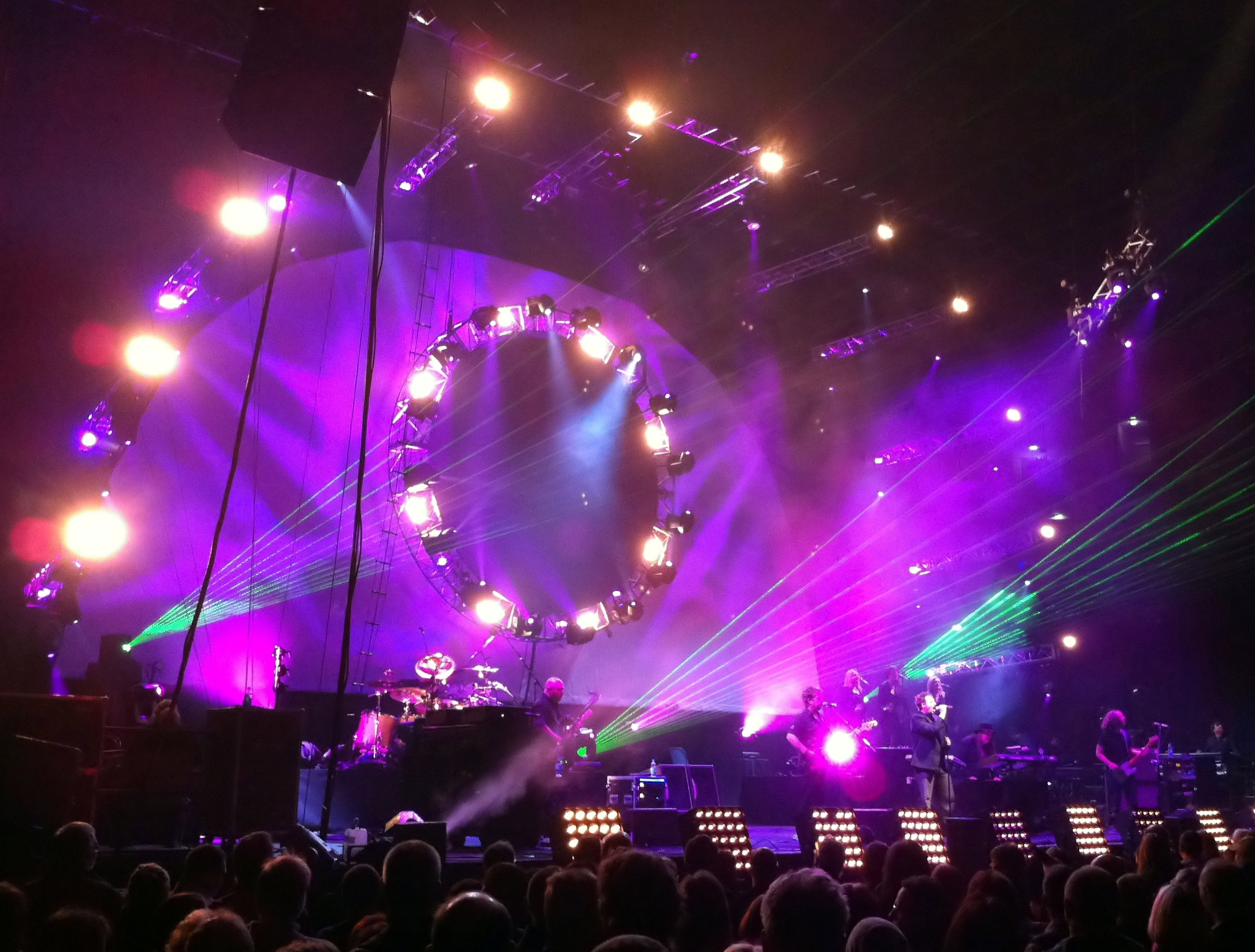 the australian pink floyd show eclipsed by the moon  cptv