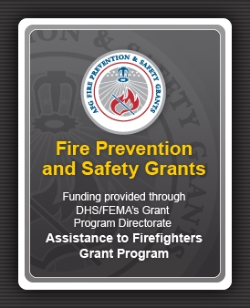 Fire Prevention and Safety Grants