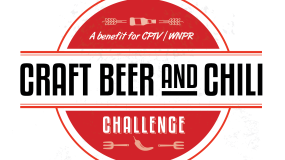 beer and chili logo