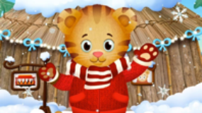 Daniel Tiger Winter