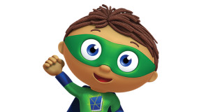 SuperWHY-kids fair