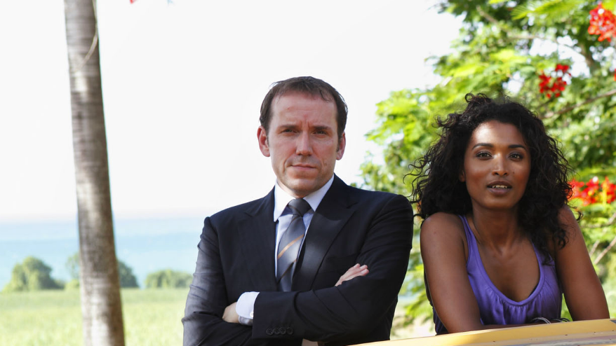 Death In Paradise - Seasons 1 and 2