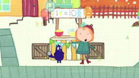 Peg + Cat Open a Lemonade Stand
