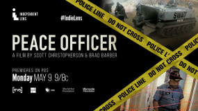"Indie Lens Pop Up Presents ""Peace Officer"" at the Yale Film Study Center"