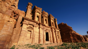 Petra – Lost City of Stone