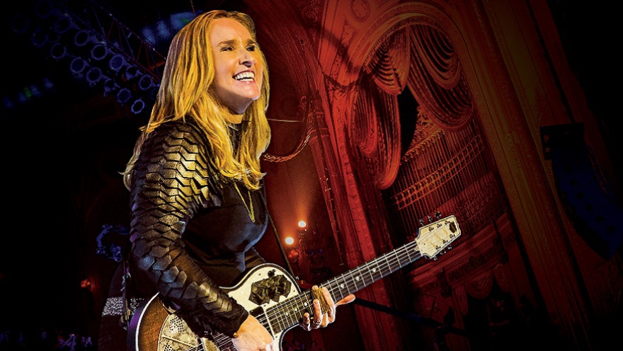 Infinity Hall Live Melissa Etheridge