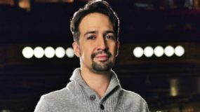 Lin-Manuel Miranda Courtesy of Joseph Sinnott/©2016 WNET