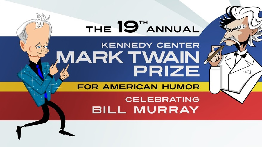 2016 Mark Twain Prize - Bill Murray