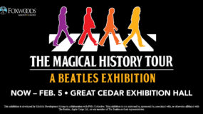 Enter to Win Tickets to The Magical History Tour: A Beatles Memorabilia Exhibition at Foxwoods Resort & Casino