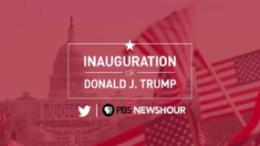 Coverage of Presidential Inauguration to Air on CPTV4U, WNPR & Online