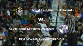 CIAC Class LL Boys High School Basketball Final: Hillhouse 78, East Hartford