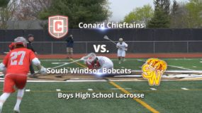 Boys High School Lacrosse: South Windsor 10, Conard-West Hartford 4