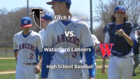 High School Baseball: Waterford 4, Fitch 2