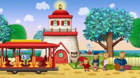 """""""TIGER FAMILY TRIP,"""" NEW ONE-HOUR SPECIAL FROM AWARD-WINNING SERIES DANIEL TIGER'S NEIGHBORHOOD, PREMIERES MAY 8 ON CPTV"""