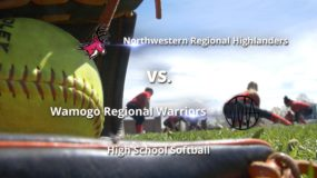 High School Softball: Northwestern Regional 2, Wamogo Regional 1