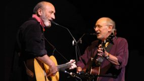 Enter to Win Tickets to See Peter Yarrow & Noel Paul Stookey at the Ridgefield Playhouse!