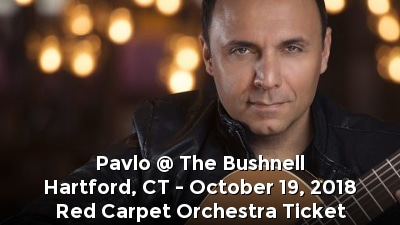CPTV - Pavlo - Red Carpet Orchestra Ticket